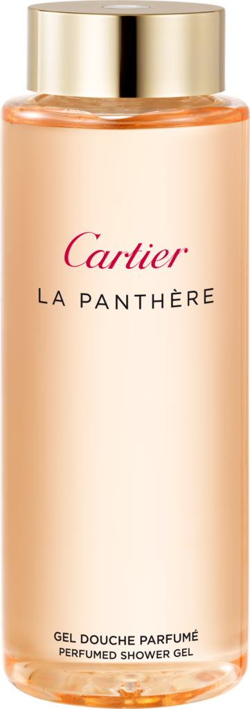 La Panthère shower gel200 ml
