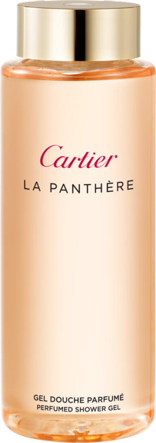 La Panthère shower gel 200 ml